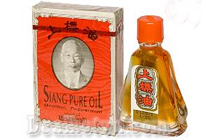 Combo 06 lọ dầu gió Thái Lan hiệu Siang pure oil (7cc) để chăm sóc sức khỏe của bạn và người thân. Sản phẩm giá 125.000đ  tiết kiệm 40% so với giá thị trường 210.000đ, Chỉ có tại Dealhotvn.com!