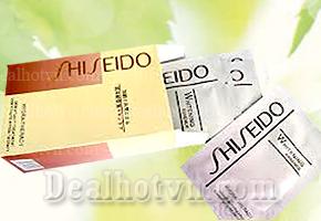Mặt Nạ Bùn Non Whitening Essence - Shiseido giúp loại bỏ mụn cám, thanh tẩy tế bào chết, làm mịn và sáng da. Sản phẩm trị giá 120.000đ chỉ còn 59.000đ. Giá cực sốc chỉ có tại dealhotvn.com!