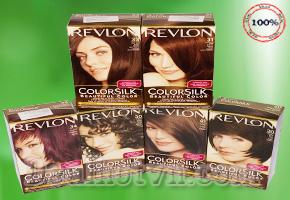 Thuốc nhuộm tóc REVLON - USA: Đem đến chúng ta một màu tóc chuẩn có thể  biến một mái tóc bình thường trở nên duyên dáng đáng kinh ngạc, khiến bạn cảm thấy mình thật đặc biệt. Chỉ với giá 105.000đ so với giá gốc 160.000đ.