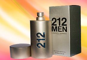 Nước hoa cao cấp 212 SEXY MEN 100ml mạnh mẽ đầy nam tính với hương thơm quyến rũ từ phong cách giảm giá còn 155.000đ so với giá gốc 280.000đ có tại dealhotvn.com!.