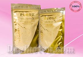 Thay đổi cách chăm sóc làn da của bạn với sản phẩm bột đắp dẻo Collagen Vàng của Puroz. Sản phẩm trị giá 180.000đ giảm còn 85.000đ, có bán tại Dealhotvn.com!