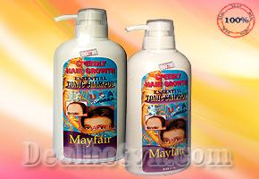 Dầu Gội Kích thích mọc tóc, chống Rụng Tóc Speedly Hair Growth 500ml - Mayfair chiết xuất từ nhân sâm nguyên chất Kích thích mọc tóc, tăng cường nhanh dài tóc, chống rụng tóc chỉ với giá 149.000đ.