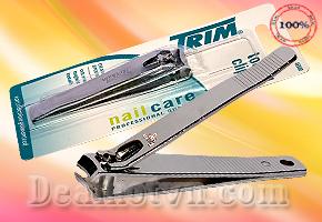 Chỉ với 55.000đ bạn đã sở hữu ngay Bộ sản phẩm bấm móng tay hiệu TRIM – MỸ cho móng chắc khỏe, sạch sẽ và an toàn tuyệt đối. Giảm giá tới 44% so với giá gốc là 80.000đ.