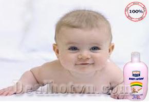 Chỉ 55.000Đ Có Ngay Chai Sữa dưỡng thể toàn thân dành cho Bé yêu – Baby Days Baby Lotion 354ml, giúp da bé luôn mềm mại, mịn màng, hương thơm tự nhiên dễ chịu – NK Mỹ