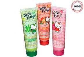 Làn da trắng hồng, rạng ngời với Kem dưỡng thể làm trắng da toàn thân Hello Kitty – Nhật Bản. Với chỉ số chống nắng SPF 70+++ trị giá 120.000đ nay giảm chỉ còn 60.000đ