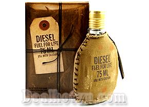 Thể hiện phong cách sành điệu cùng hương thơm quyến rũ và đẳng cấp với nước hoa Diesel 75ml với mùi thơm nam tính mạnh mẽ, lâu phai, tạo dấu ấn cá tính cho người sử dụng. Chỉ với giá 125.000đ.