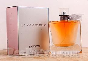 Sang trọng, thanh lịch. Mùi thơm của nữ tính, Lancôme La Vie Est Belle đem đến cảm giác vui vẻ và hạnh phúc làm cho cuộc sống đẹp hơn, Chỉ với giá 125.000đ.