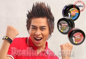 Giúp bạn trai nổi bật mái tóc đẹp, phong cách cá tính, khỏe mạnh cùng sáp vuốt tóc Gatsby – NK Indonesia. Chỉ với giá 69.000đ so với giá gốc 120.000đ.