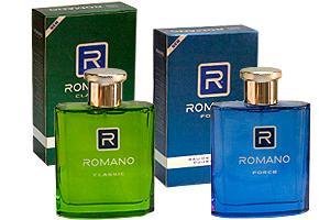 Nước hoa Romano đầy nam tính, cho thêm vẽ mạnh mẽ và quyến rũ, cho bạn làm chủ cuộc chơi chỉ với giá 249.000đ