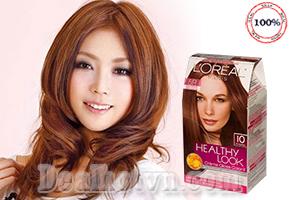 Thuốc nhuộm tóc L'oréal nhanh chóng sở hữu mái tóc sắc màu thời trang với Thuốc nhuộm tóc – hàng nhập khẩu từ Mỹ. Giảm giá 99.000đ.