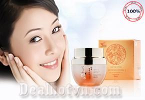 Sulgukhwa Dam Fermented Pure Cream Kem dưỡng trắng da dành cho da mặt –hàng chính hãng Korea . Giá bán 220.000đ.