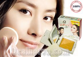Làm đẹp với Phấn nền dưỡng da cao cấp 12plus Colorista Japan. Giá ưu đãi 110.000đ, chỉ có tại Dealhotvn.com!