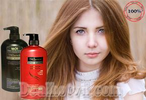 Dầu gội đầu TRESemmé Platinum & TRESemmé Keratin Smooth đem đến mái tóc chuẩn SaLon mỗi ngày giảm giá 135.000đ đang có tại Dealhotvn.com!