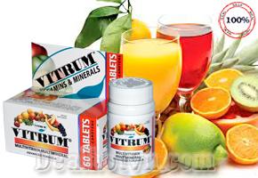 VITRUM thực phẩm bổ sung Vitamin khoáng chất – USA