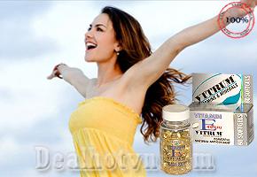 Thực phẩm bổ sung Vitrum Vitamin E 400 IU có tác dụng làm đẹp da, chống lão hóa da, ngừa ung thư… hàng nhập từ Hoa Kỳ. Giá bán 195.000đ. Đang có tại dealhotvn.com!