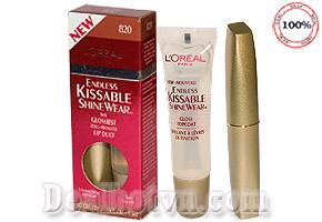 Combo 2 Son môi + Son Dưỡng Bóng L'Oréal 100% USA - Giàu Chất Dưỡng Ẩm, Làm Mềm Môi. Mùi Vị Dễ Chịu Suốt Cả Ngày. Giá 180.000đ, Giảm Giá Sốc Còn 79.000đ, Tiết Kiệm 57% Tại Dealhotvn.com!