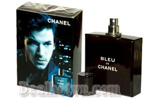 Mạnh mẽ, lịch lãm đầy nam tính với Nước hoa Nam Bleu de Chanel 100ml – mùi hương nồng nàn, kiểu dáng sang trọng, đẳng cấp. Giảm giá còn 130.000đ.