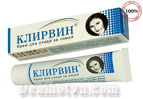 Kem trị sẹo, rạn da KJNPBNH chính hãng Nga - Chuyên trị sẹo thâm, sẹo lõm , sẹo lỗ, rạn da, trị sẹo do mụn, làm mờ các vết sẹo… Giảm giá còn 65.000đ.