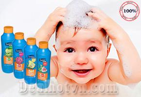 Chỉ với 125.000đ Sữa tắm gội xả Suave for Kids - hàng nhập từ Mỹ, kết hợp chặt chẽ dầu gội và dầu dưỡng tóc cho bé yêu, đem đến cho bé làn da mịn màng. Duy nhất từ Dealhotvn.com!