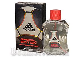 Adidas Extreme Power Special Edition là một mùi hương nam tính thật quyến rũ, một dòng sản phẩm trong bộ sưu tập nước hoa của hãng Adidas. Giảm giá 139.000đ. Chỉ có tại dealhotvn.com.