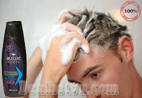 Dầu gội xả 2 in 1 Aussie Men Daily dành cho nam 400ml giá chỉ có 140.000đ, hàng nhập khẩu từ Mỹ, cho bạn mái tóc sạch và thơm mát. Chỉ có tại Dealhotvn.com!