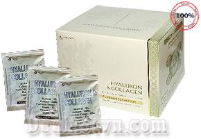 Hyaluron Collagen hàng nhập từ USA - Mang lại vẻ tươi mới, săn chắc mỡ màng cho da, làm ẩm da, giúp da mềm, tăng độ đàn hồi của da, loại bỏ đốm đen trên da… Giá bán 1.595.000đ so với giá gốc 2.200.000đ. Chỉ có tại Dealhotvn.com!