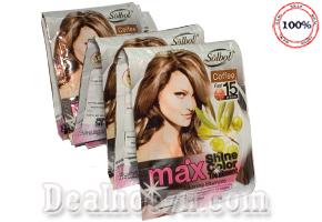 Bạn gái trở nên tự tin trước người ấy với mái tóc lấp lánh ánh màu tự nhiên khi dùng Dầu Gội Màu Tóc hiệu Sôlbol chỉ với giá 69.000đ với 10 gói. Chỉ có tại dealhotvn.com!