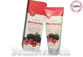 Sữa rửa mặt Topface Pure Mind Premium Cleansing Foam chính hãng Korea - chiết xuất thành phần thiên nhiên giàu chất chống oxy hóa giúp bảo vệ làn da mềm mại, cung cấp độ ẩm và dinh dưỡng giúp da trở nên mịn màng. Giá 69.000đ