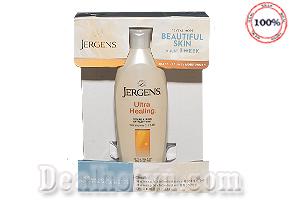 Chỉ 109.000đ có ngay chai sữa dưỡng thể dưỡng ẩm toàn thân – Jergens Ultra Healing 295ml chứa lipid, vitamin E, C và B5 cùng các chất làm mềm da đem đến là da trắng ngời. Sản phẩm chính hãng nhập khẩu từ USA.