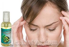 Tinh Dầu Tràm Panagol 100% nguyên chất giúp giảm đau nhứt mỏi, chống viêm, trị côn trùng cắn 100ml. Giá 58.000đ.