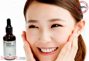 Serum Dew&Dew Vitamin C Treatment 50ml – Serum chống lão hóa trắng da chính hãng Hàn Quốc giúp chống oxy hóa, sản sinh Collagen tự nhiên cho làn da đàn hồi, Làm mờ các vết nám... Giá 190.000đ.
