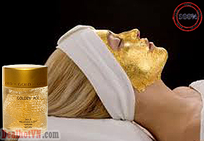 Sirum vàng nano Golden AGE hàng chính hãng Korea. Tỏa Sáng Cùng Làn Da Trắng Hồng, Mịn Màng, Cùng Phái Đẹp Xua Tan Nỗi Lo Về Nếp Nhăn, Khô Sần,Thiếu Sức Sống Trên Gương Mặt. Giá 290.000đ