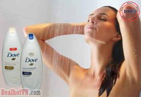 Sữa tắm Dove nhập khẩu Mỹ 709ml - Cho làn da mịn màng, êm ái và lưu giữ hương thơm dịu dàng, sang trọng suốt cả ngày với công nghệ tiên tiến giúp chăm sóc da hoàn hảo hơn. Chỉ 165.000đ cho trị giá 280.000đ.