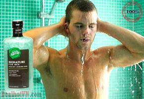 Gel Tắm Dưỡng Ẩm Irish Spring Signature for Men Body Wash Của Mỹ 443ml cho bạn làn da khỏe mạnh, duy trì độ ẩm tự nhiên. Giá 139.000đ.