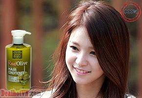 Dầu xả dưỡng tóc Real Olive Green Grapy 500ml Hàn Quốc – Chiết xuất từ thảo dược thiên nhiên -Cung cấp dưỡng chất nuôi dưỡng tóc chắc khỏe, mềm mại…. Giá 220,000đ, Giảm còn 148,000 đ, Đang có tại Dealhotvn.com!