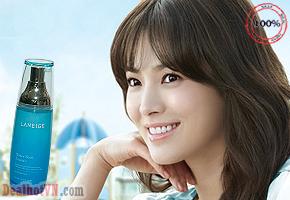 Tinh chất dưỡng ẩm Laneige Water Bank Essence 60ml hàng chính hãng Korea. Giúp làn da luôn căng tràn tươi sáng, kiểm soát dầu, ngăn ngừa điều trị mụn. Giá sốc 95.000đ. giảm 50% so với giá thị trường. Chỉ có tại Dealhotvn.com!