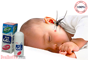 Chỉ 135.000đ Có Ngay Tinh dầu Trị Muỗi Đốt Và Côn Trùng Cắn Muhi hàng chính hãng Nhật Bản - 50ml Sản phẩm cực kỳ hiệu quả ngay lần sử dụng đầu tiên.