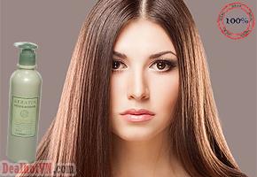 Dầu xả Thefaceshop cung cấp Keratin giúp phục hồi mái tóc bị hư tổn trở nên mềm mượt một cách nhanh chóng và hiệu quả bất ngờ. Giá 105.000đ.