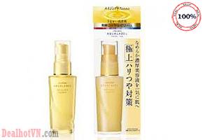 Tinh chất dưỡng da lão hóa Shiseido Aqualabel Royal Rich Essence vàng 30ml nuôi dưỡng và chăm sóc da lão hóa, khắc phục các tổn thương của da làm cho da trở nên căng mịn, đem lại vẻ thanh xuân cho làn da của bạn chỉ với giá 300.000đ.