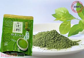 Bột Trà Xanh Matcha Milk là loại trà xanh phổ biến ở Nhật Bản, cung cấp rất nhiều lợi ích cho sức khỏe, tăng cường trao đổi chất , giảm mức cholesterol, với hương vị thơm ngon. Sản phẩm trị giá 190.000đ giảm còn 140.000đ tại Dealhotvn.com!