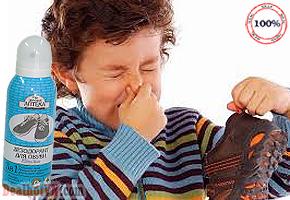 Xịt khử mùi hôi chân Apteka hàng nhập từ Nga là sản phẩm chuyên biệt trong điều trị bệnh hôi chân với khả năng điều trị căn nguyên của hôi chân, từ đó giúp hạn chế tối đa mùi hôi khó chịu, đặc biệt vào mùa nóng và khi bạn đi giày. Giá 120.000đ