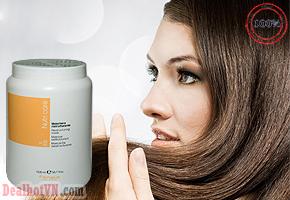 Kem hấp dầu Fanola Nutricare 1500ml hàng chính hãng Ý, phục hồi tóc hư tổn với công thức giàu protein từ sữa có chức năng nuôi dưỡng, gỡ rối tóc, giúp tóc trở nên mềm mượt, dễ chải. Chỉ 170.000đ cho trị giá 280.000đ.