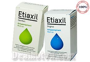 Lăn khử mùi Etiaxil hỗ trợ đặc trị hôi nách hiệu quả 100%, ngăn tình trạng đổ mồ hôi… hàng chính hãng Pháp. Giá 220.000đ