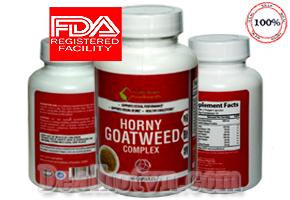 Horny Goat Weed Complex hỗ trợ tăng cường sinh lý cho nam & nữ, phục hồi và tái tạo Testosterone...cải thiện chức năng sinh sản. Giá 1.000.000đ