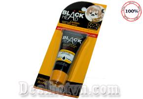 Gel Lột Mụn Đầu Đen Mistine Black Head Carbon Peel Off Mask – Anh hùng xứ Thái dẹp loạn mụn đầu đen gây ra sẹo thâm, lỗ chân lông to trên mũi. Giá 75.000đ. Giao hàng tận nơi.