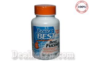 Viên uống Doctor's Best Fucoidan hàng nhập từ Mỹ giúp tăng cường hệ miễn dịch và ngăn ngừa sự phát triển của tế bào ung thư hiệu quả. Giá 690.000đ
