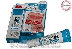 Trị thâm môi Labocare Panteno Lips – chính hãng Hàn Quốc giúp chăm sóc đôi môi toàn diện, hồng hào mềm mại và căng bóng như cánh hoa hồng mới nở. Giá 65.000đ