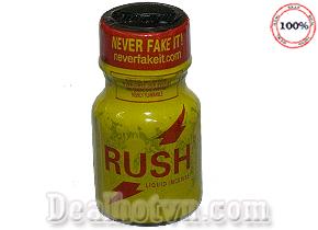Nước hoa kích dục RUSH – hàng Mỹ giúp tạo hưng phấn và kích thích dục vọng, làm cuộc yêu trở nên nồng cháy mãnh liệt với hương nước hoa nồng nàn. Giá 270.000đ