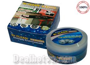 Kem tẩy rửa đa năng Dr. Clean 3X Power 300gr - hàng nhập Tây Ban Nha, loại bỏ vết dầu mỡ, vết bẩn bằng kim loại, men sứ… chỉ với giá 99.000đ.