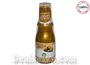 Gel lột vàng 24k Baby Bright Booster Mask Gold & Snail 140 ml hàng chính hãng từ Thái Lan, giúp làn da trở nên mịn màng trắng sáng, chống lão hóa. Giá 70.000đ